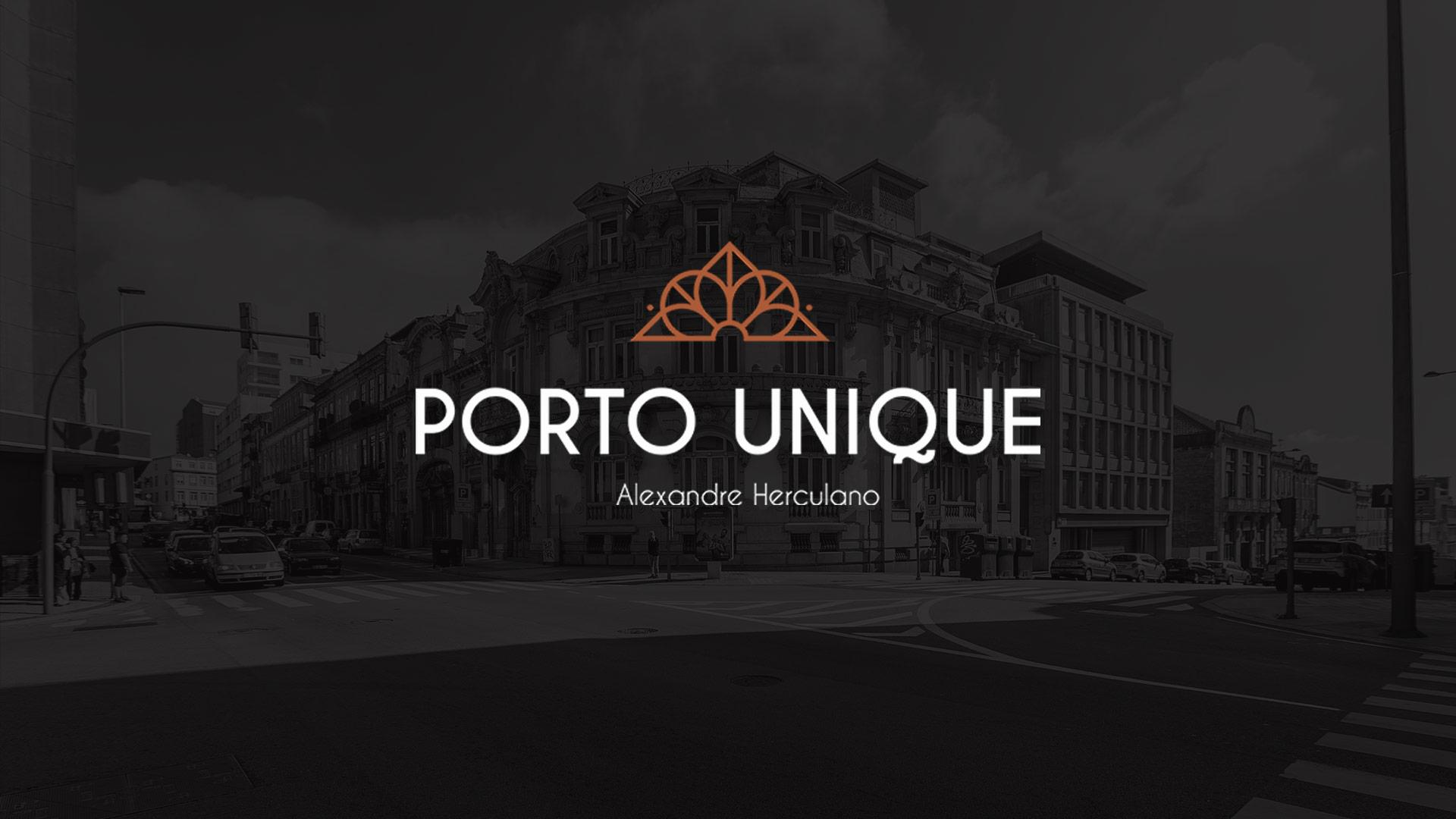 Capa Portfólio Porto Unique