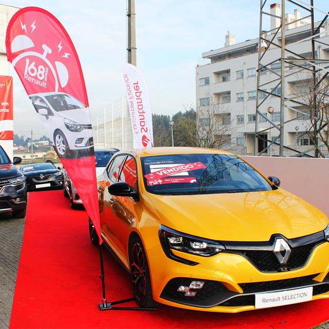 Renault Megáne RS